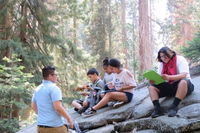 Partnership Set to Recruit the U.S. Forest Service's Next Generation of Stewards